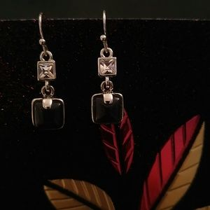 Silpada Sterling Silver Earrings. NWOT.